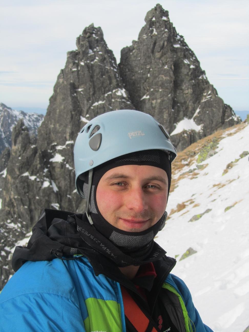 Rafał Arndt (prawdziwy zimowy debiut)