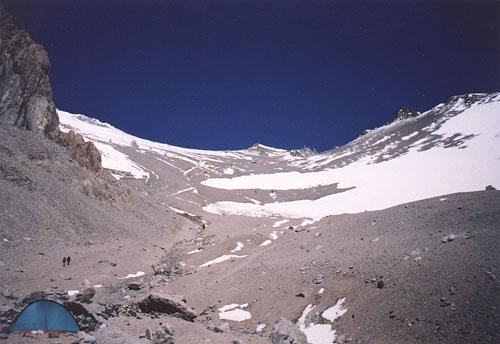 Aconcagua - oboz I
