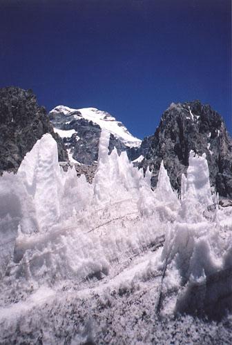 Aconcagua - droga do obozu III