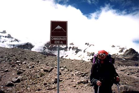 Tablica Chimborazo